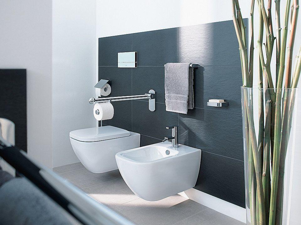 Benutzung Bidet der stützklappgriff mit integriertem toilettenpapierhalter