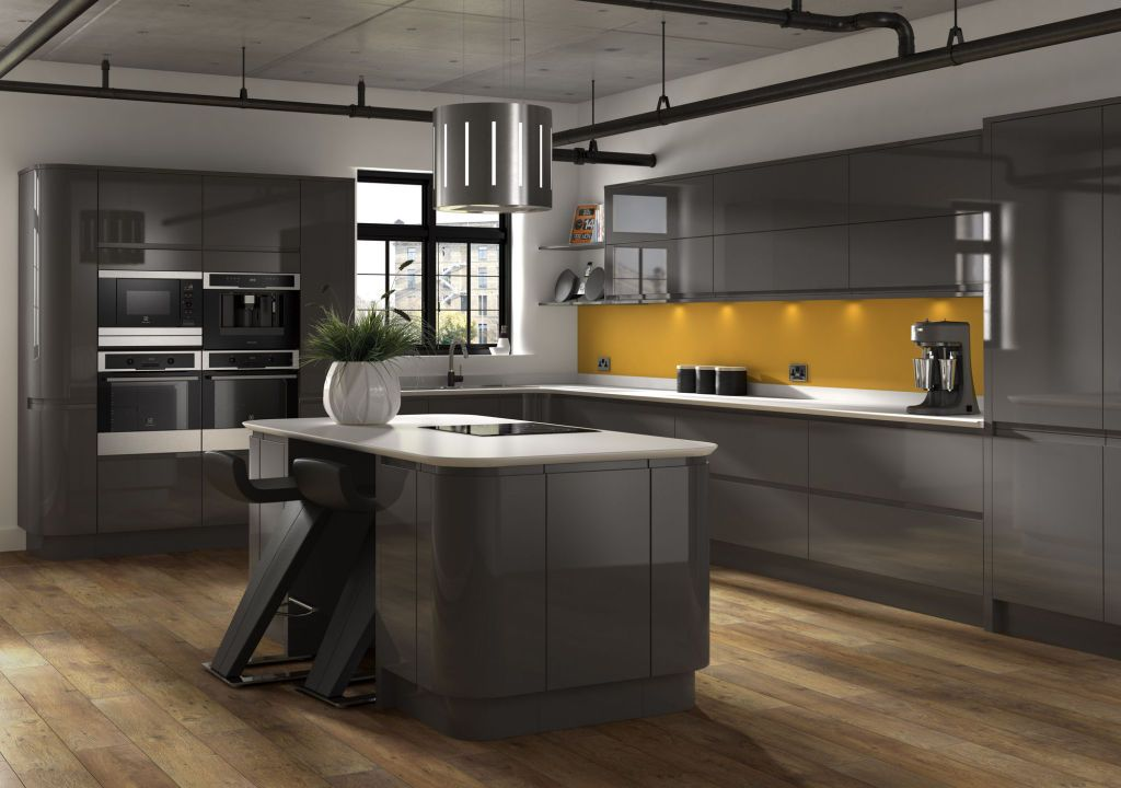 dark gray modern kitchen - Google Search | Curved door | Pinterest Dark Kitchen Colour Ideas on kitchen commercial, kitchen products, interior colour ideas, water colour ideas, garden colour ideas, kitchen wallpaper, car colour ideas, sitting room colour ideas, school colour ideas, christmas colour ideas,