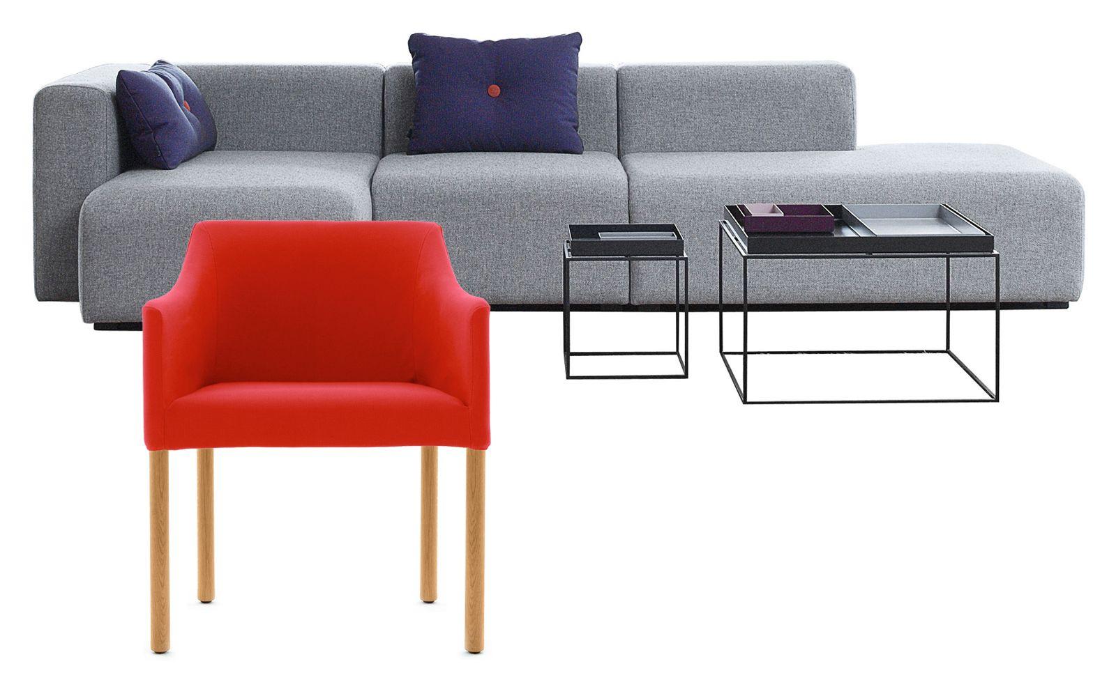 Poltrona e divano idee per abbinarli divano e poltrona for Poltrone minimal