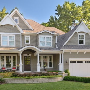Copley Gray Design Ideas Pictures Remodel And Decor Exterior House Colors House Paint Exterior Exterior Gray Paint