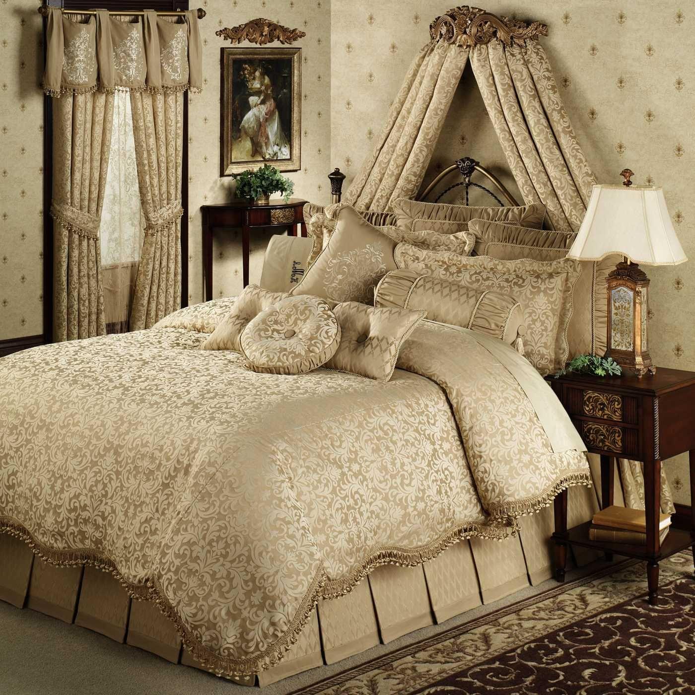Luxury Bedding Sets Sofia Vergara Bedding Elegant And Glamour Hues Talltreezdesigns Com Kamar Tidur Tidur