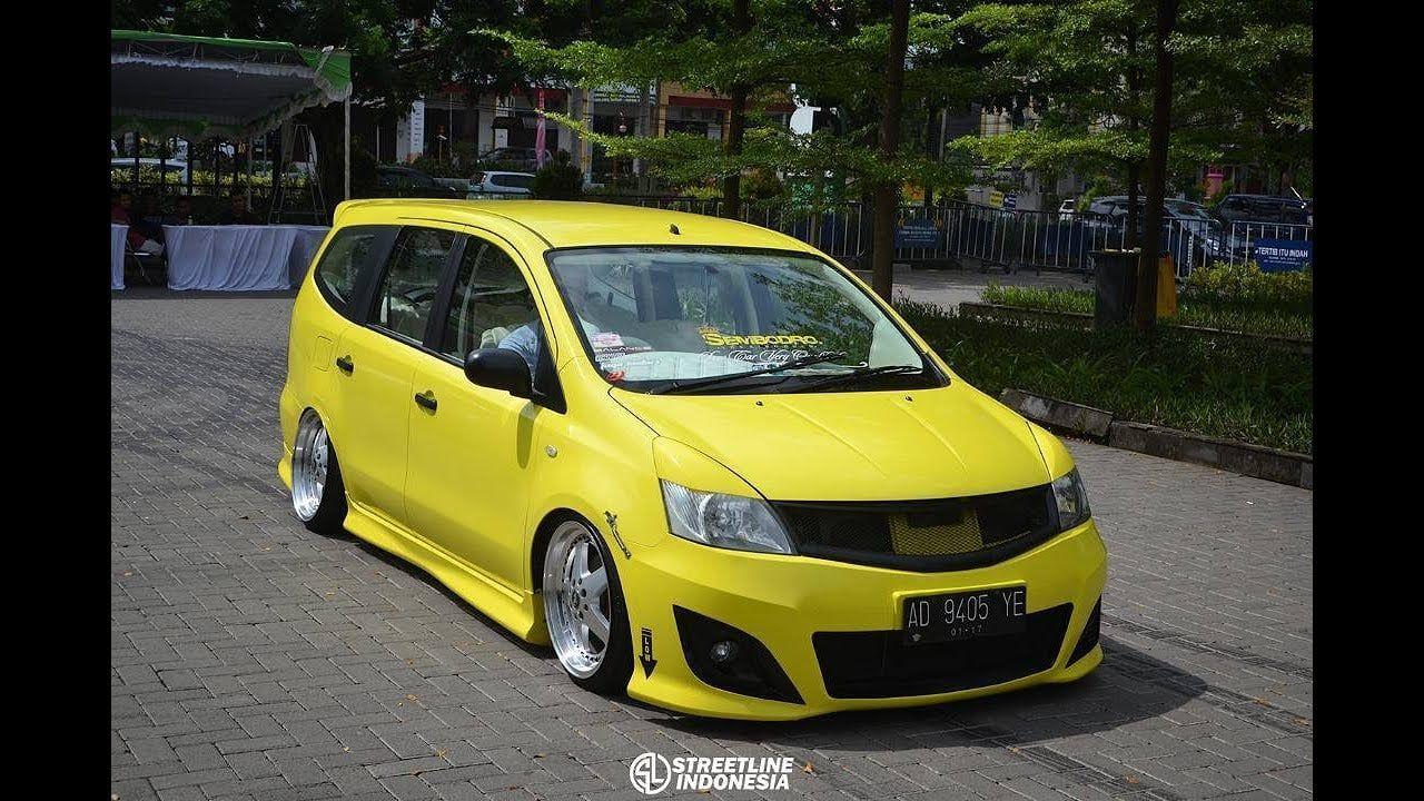 Modifikasi Grand Livina Warna Hitam Modifikasi Mobil Mobil Nissan