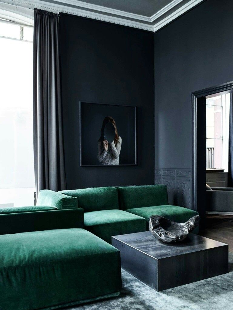 Excellent inspiratie home decor pinterest dark colors dark