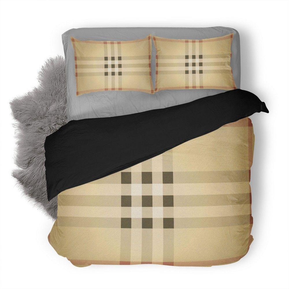 Burberry Bedding Set Style10