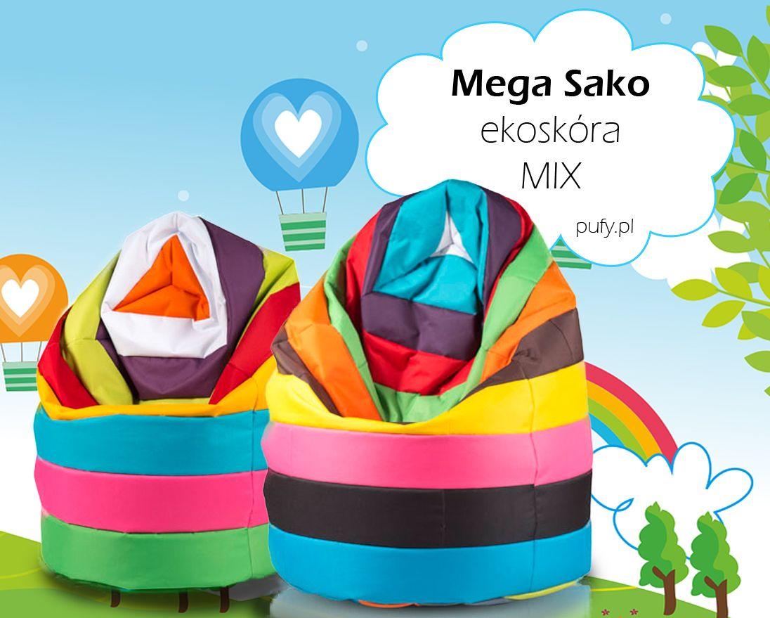 Worek Mega Sako Pufa Design Poliester With Images Design