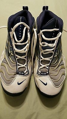 sports shoes 66f4f c5fd8 Nike Air Flight Determination Basketball Sneakers mens size 11 Vintage 1999