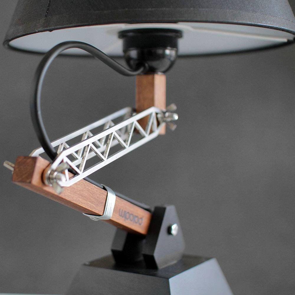 Industrial Style Industrial Lamp Desk Lamp Adjustable Lamp Etsy Industrial Lamp Industrial Style Lamps Industrial Desk Lamp