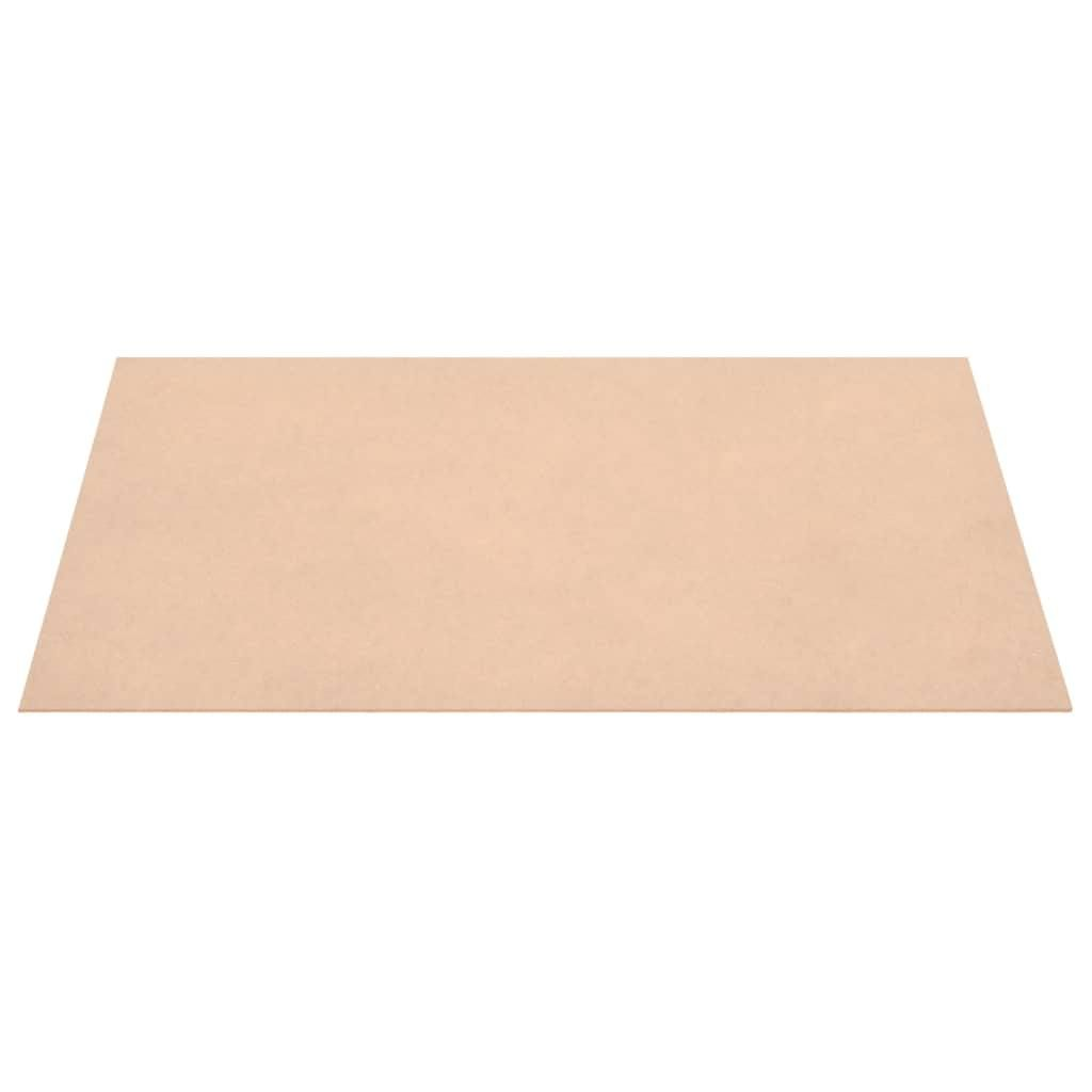 10 Piece Poster Boards DIN A1 Size HDF 841x594x3 mm