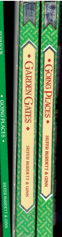 Silver Burdett Ginn Grade 2 Reading Garden Gates & Going Places 2nd ...