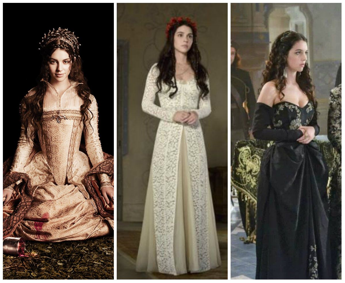 Reign dresses - so loved this time period & these are gorgeous ...