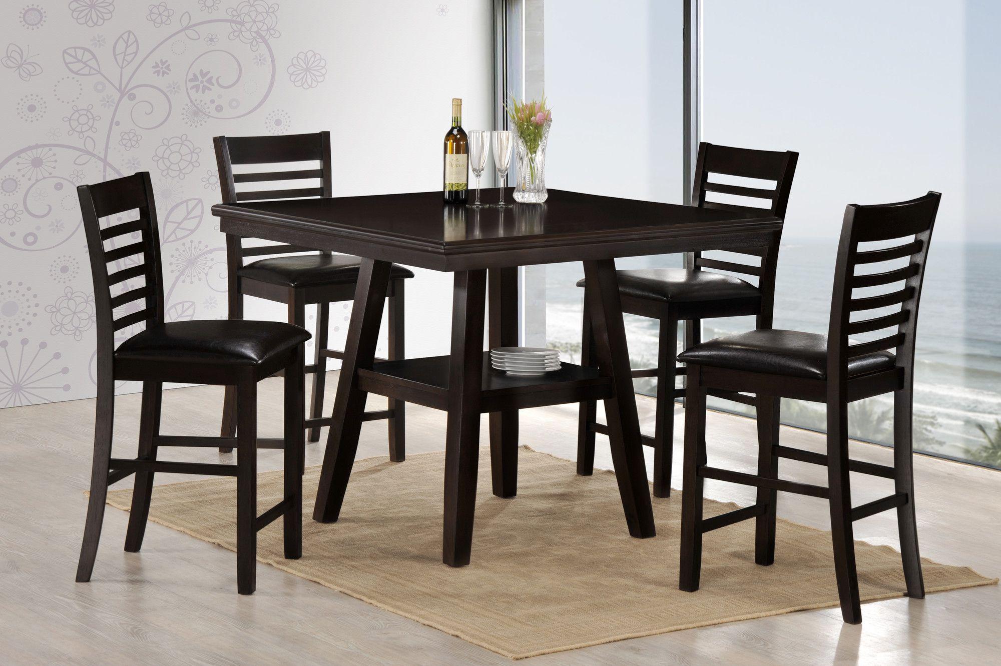 Simmons casegoods harrells bar stool counter height dining tabledining tablestraditional