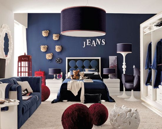 33 brilliant bedroom decorating ideas for 14 year old boys for Bedroom ideas 18 year old
