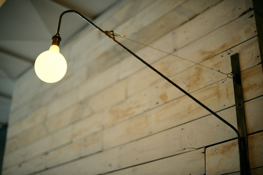 Potence Swing Arm Lamp / Southern Lights Electric Co.