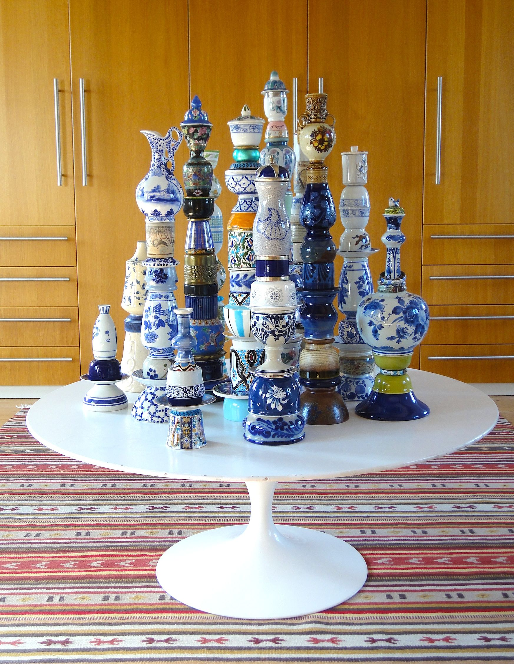 Quot Candelabras Quot Jacqueline Rommerts Spring Thing Looking