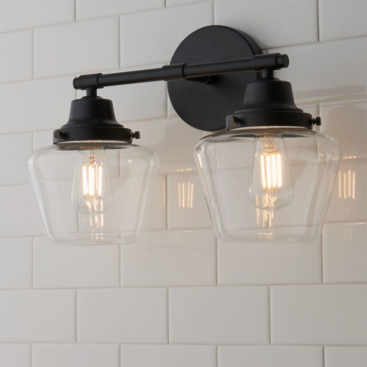 Photo of Jacobson Vanity Light – 2 Light