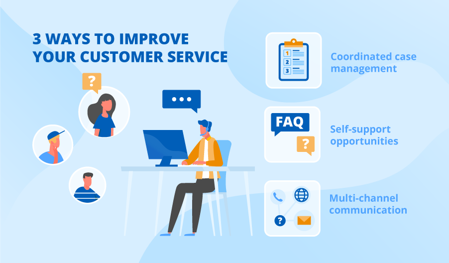 How to Improve Customer Service Efficiency with Customer