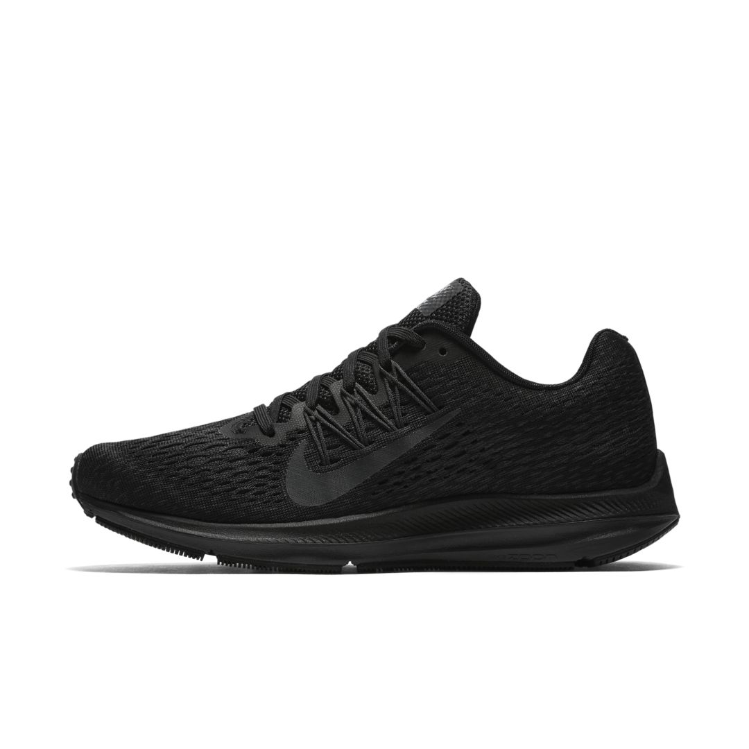 finest selection 22260 13534 Nike Air Zoom Winflo 5 Women s Running Shoe Size 8 (Black)