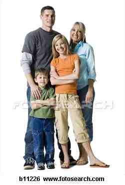 Inside Family Photo Idea
