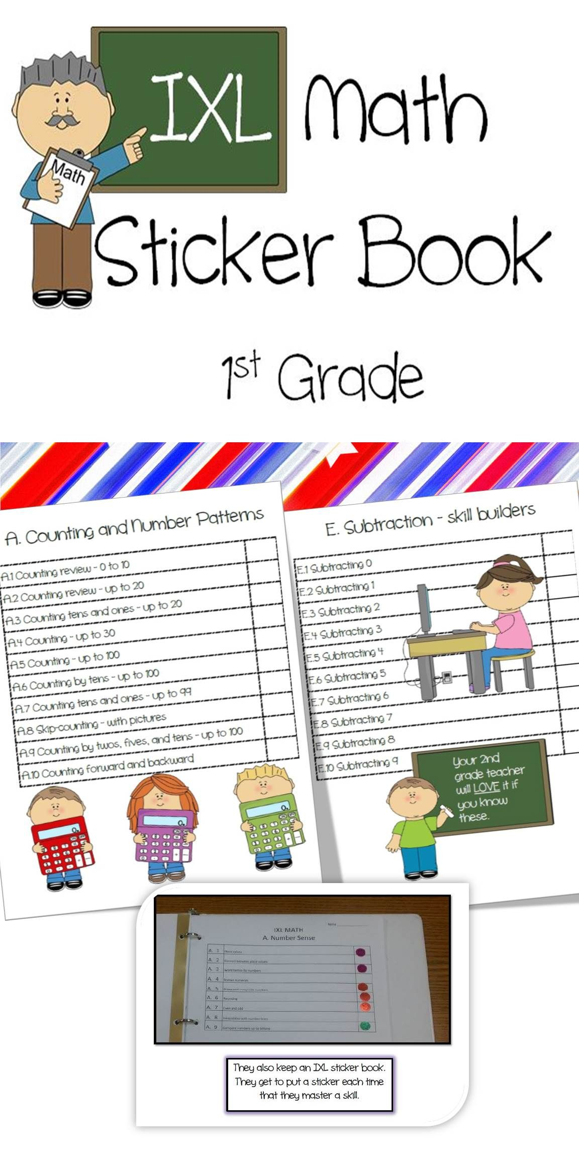 Do your students use IXL? My kids love IXL. I created a