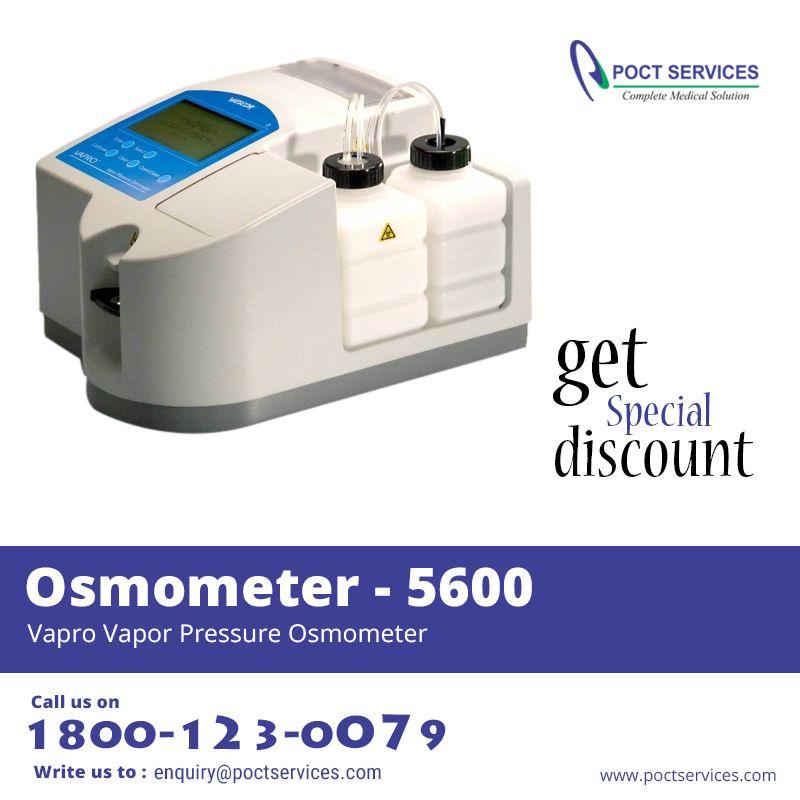 Osmometer -5600 # 5600ET Vapro Vapor Pressure Osmometer