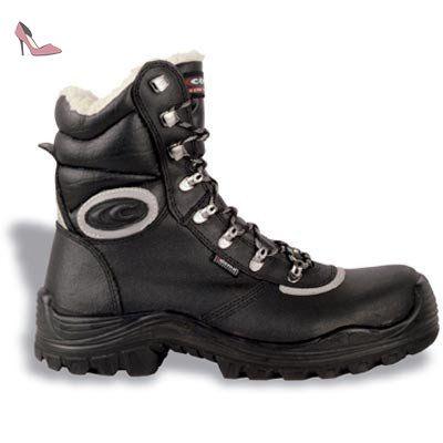 Cofra 78431-002.W41 Gamper S3 Chaussures de sécurité SRC Taille 41 Noir 1OaaAObBK