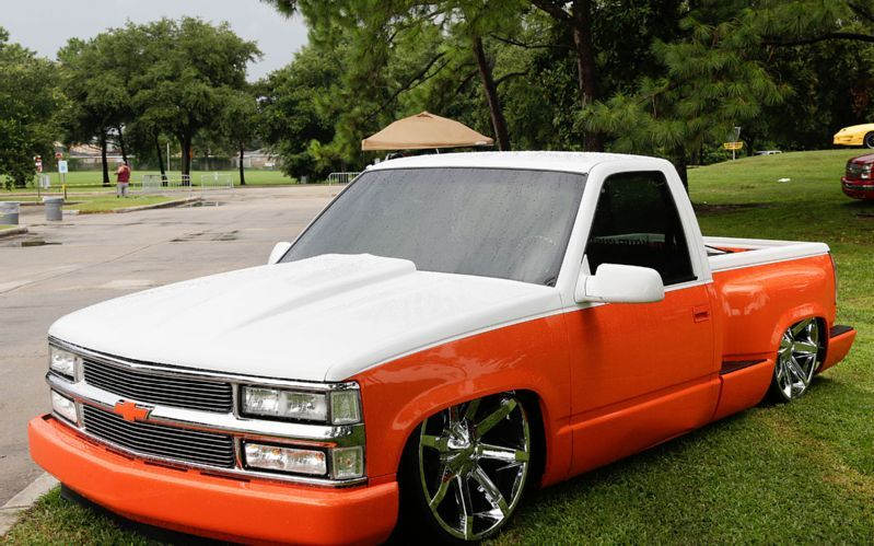 1988 Chevy Trucks Customized Google Search Truck Paint Jobs