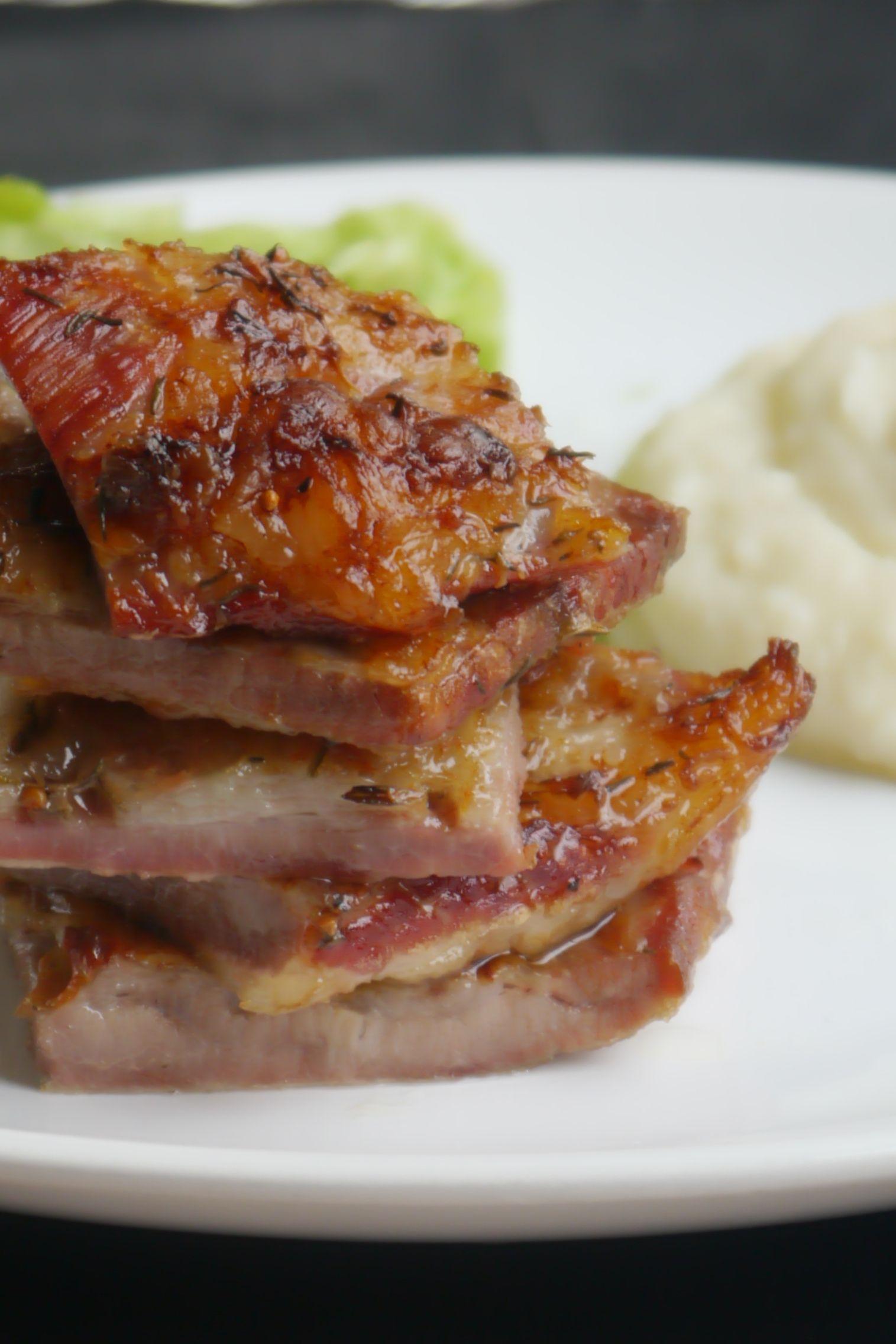 Matambre Al Horno Así Siempre Sale Bien Paulina Cocina Matambre De Cerdo Recetas Con Carne De Res Comida Sin Carne