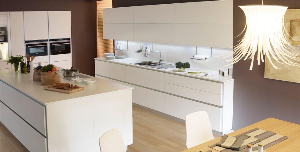 Cocinas y muebles de cocina xey serie inversa kitchen - Muebles de cocina xey ...