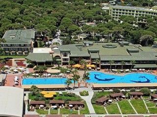 Otzyvy Ob Otele Maritim Pine Beach Resort 5 Belek Beach Resorts Resort Beach