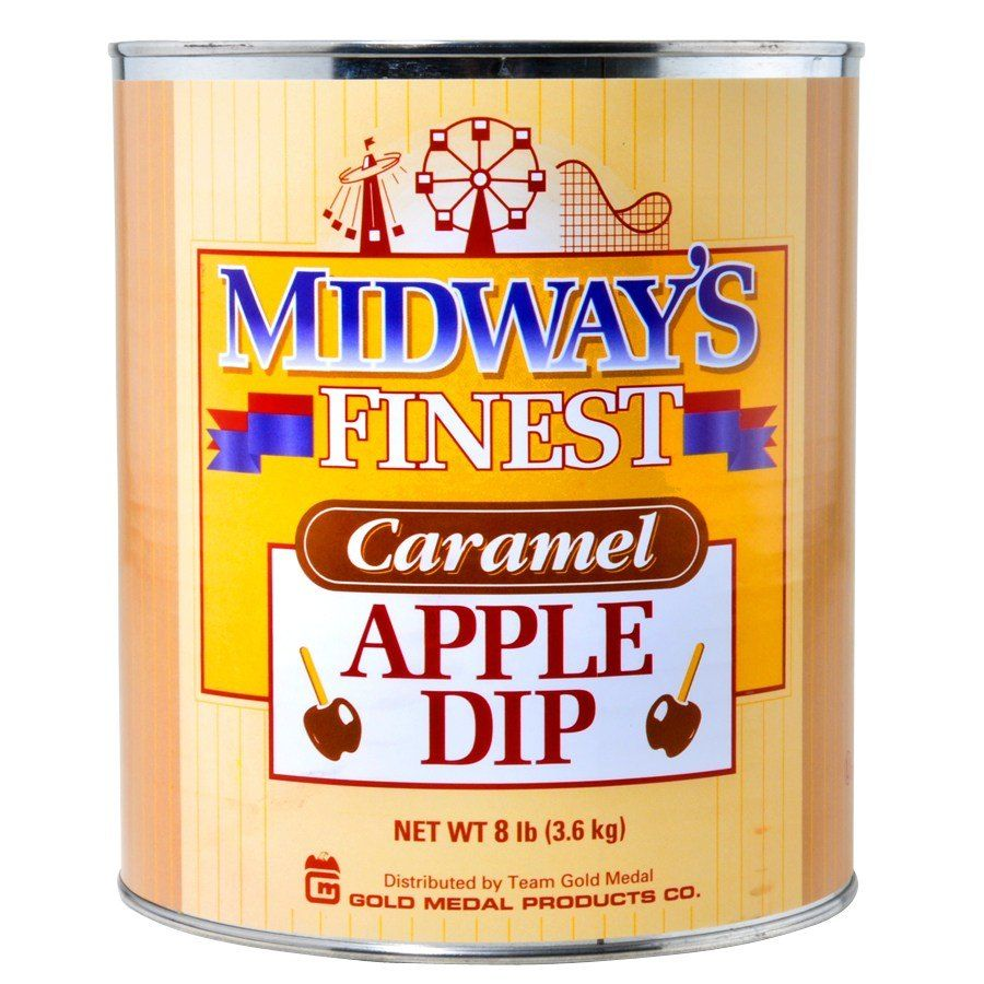 Gold Medal 4224 Caramel Apple Dip #10 Can
