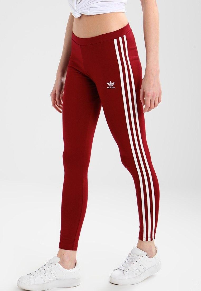 185c168ae63 Adidas collegiate Burgundy | Active Wear | Adidas originals leggings ...
