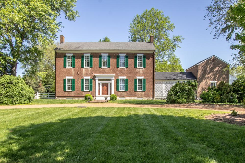 1803 Federal For Sale in Franklin, Tennessee OldHouses