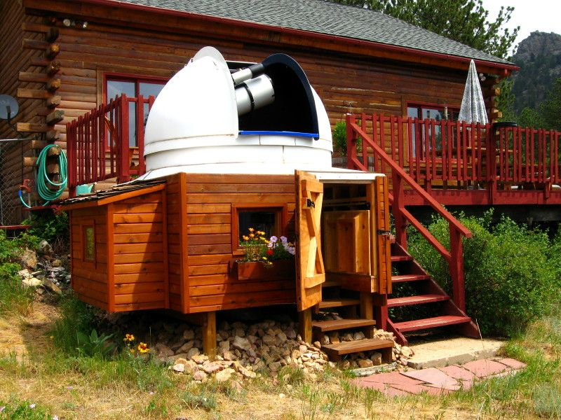 Home Observatory | Home Dome | Pinterest | Telescope ...