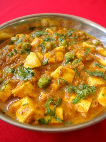 Matar paneer receta comida recetas y india forumfinder Gallery
