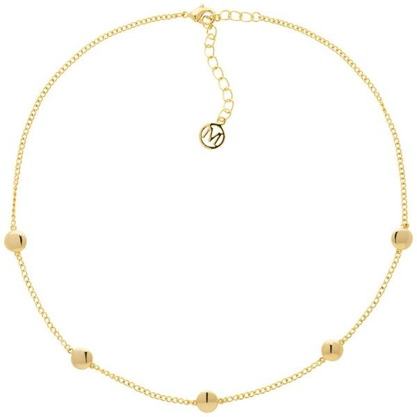 Afin Atelier Choker Necklace in Metallics U32MaBqJeU