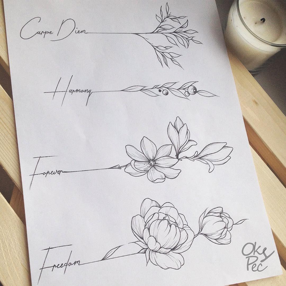 """Photo of Tattoo Artist🌿 auf Instagram: """"Free🌿Price 1500-2.000. In Samara sind noc…"""