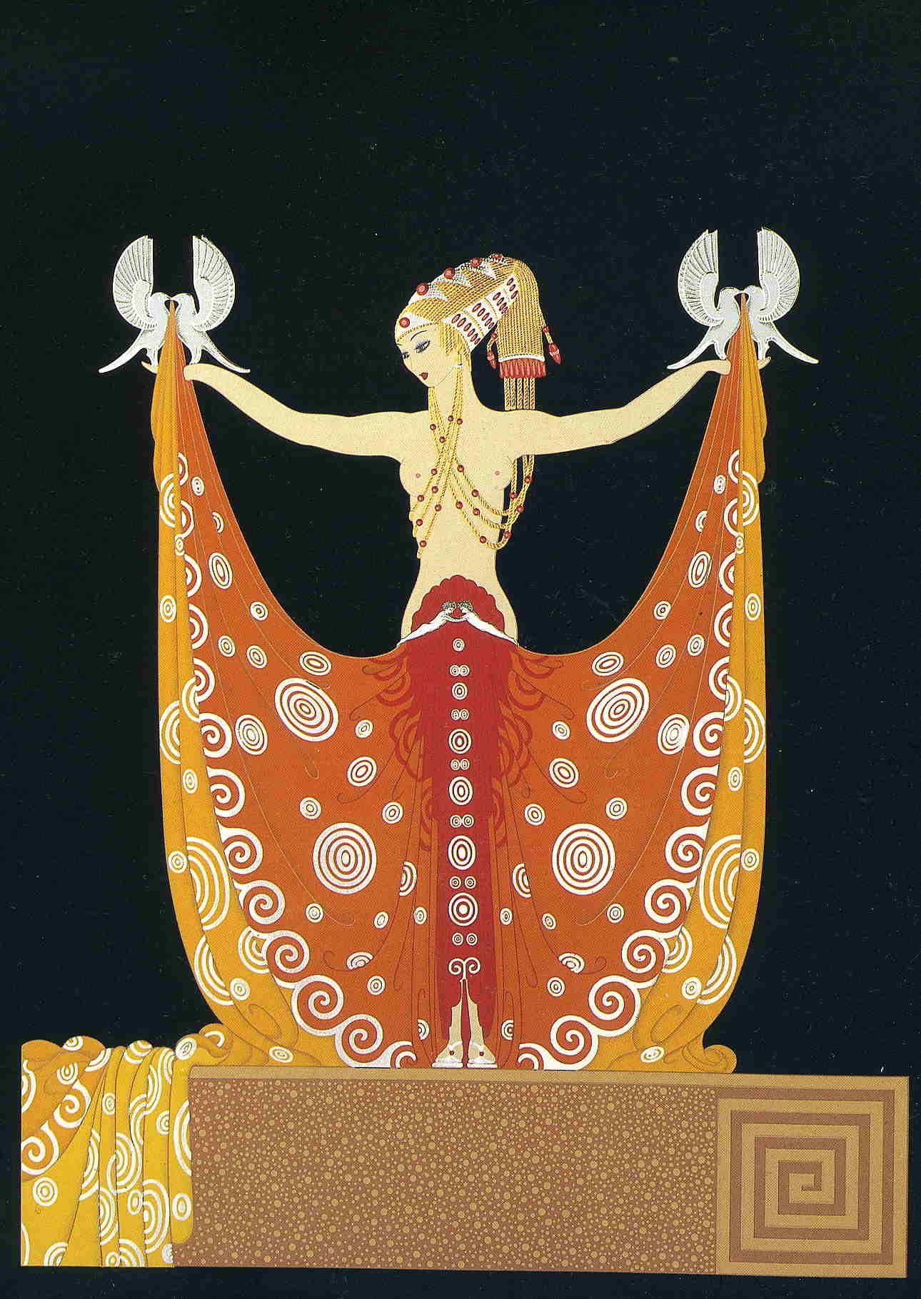 erte art google search art deco 1920 s 30 s pinterest