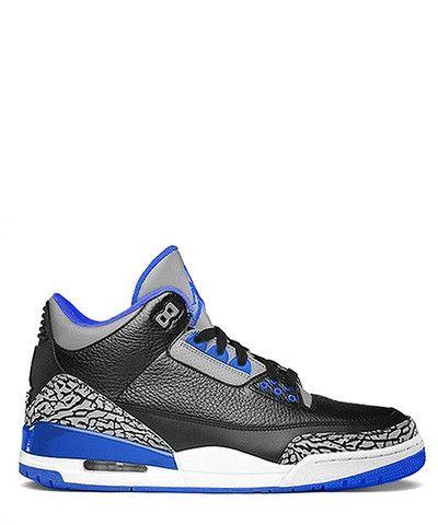 dobra tekstura wiele modnych konkretna oferta Air Jordan 3 - Sport Blue - Size 15 | 23NYC | Air jordans ...