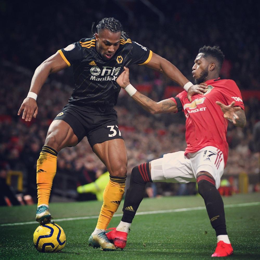 Adama Traore Diarra On Twitter In 2020 Old Trafford Manchester United Trafford