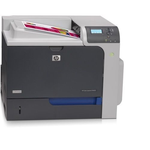 Hp Laserjet Cp4025dn Color Laser Printer 110 V Color Rj 45 Usb