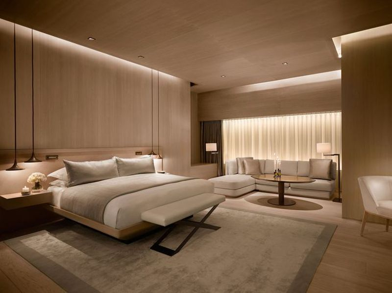 Superb Hotel Room Design Ideas Part - 3: Hotel Room Design Ideas That Blend Aesthetics With Practicality