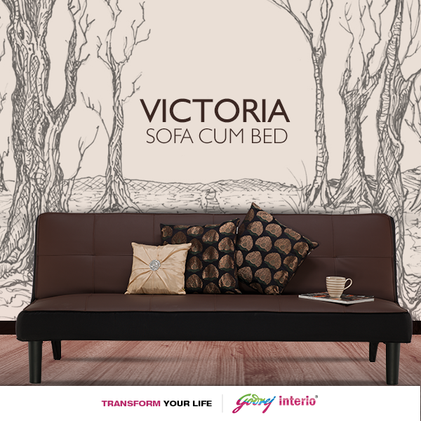 Interio Sofa Bed Pin On Home Furniture By Godrej Interio