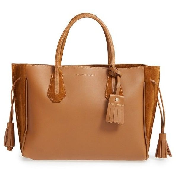 Longchamp Penelope Fantaisie Medium tote REVIEW what's in