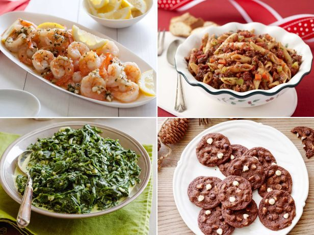 A complete christmas dinner menu full of the fastest recipes a complete christmas dinner menu full of the fastest recipes around food network forumfinder Image collections