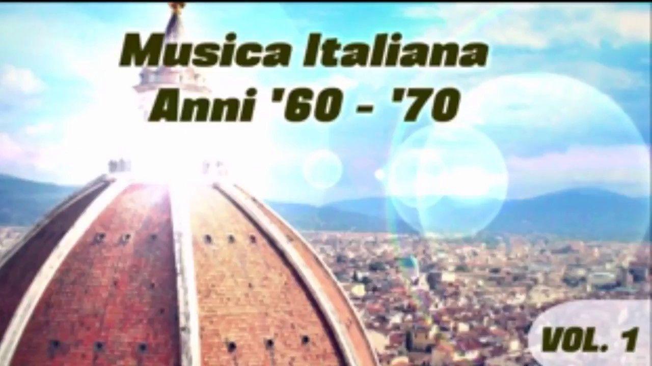 Musica italiana anni '60 '70 volume 1 Anni '60, Musica