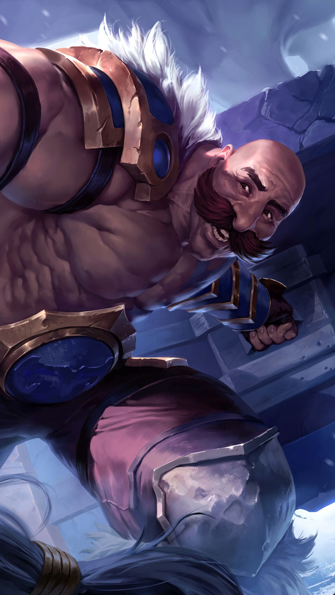 Braum Lor Lol League Of Legends League Of Legends Braum S