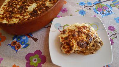 la cocinita de tere: mousaka