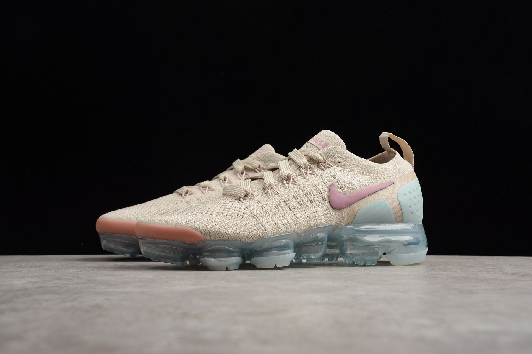 new concept a9f97 9817f Women's Nike Air Vapormax Flyknit 2. 0 Particle Beige Somkey ...