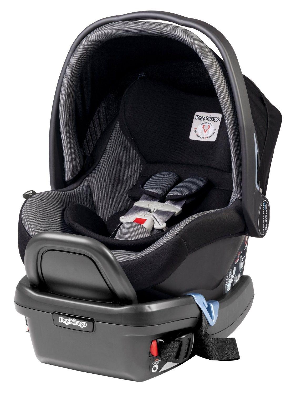 Peg Perego Primo Viaggio Infant Car Seat Stone Car