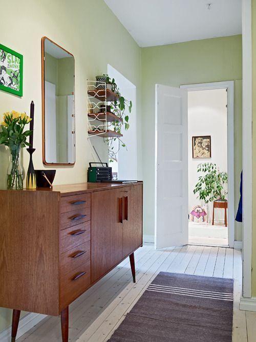 Aparadores Mid century; Mueble vintage que os aportará calidez ...